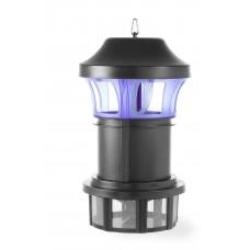 Nelaidi vandeniui insekticidinė lempa su ventiliatoriumi