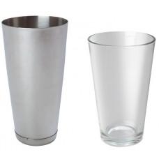 Bostono plakiklis stiklinė iš stiklo - 0.45 l - 593066