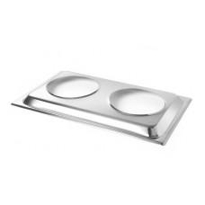 Tarpinis dangtis su angomis sriubų talpoms įstatyti - 530x325 mm - 470930
