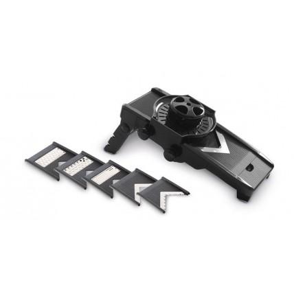 Rankinė V formos daržovių pjaustyklė - 130x335x75 mm - 222614