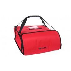 Picų pristatymo krepšys-dėžė 4 maisto dėžės 350x350 mm  - 450x450 mm - 709818