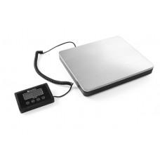 Virtuvinės elektroninės svarstyklės iki 100 kg - 300x255x42 mm - 580301