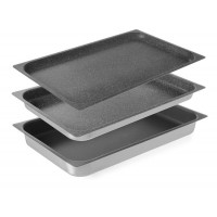Aliuminio gastro talpa su neprisvylančia danga GN 1/1