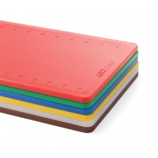 Pjaustymo lentelės perfect cut - balta - pieno produktai, duona - 500x380x12 mm - 826409